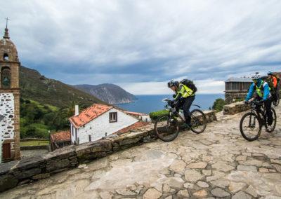 Actividad de multiaventura, Norte de Galicia